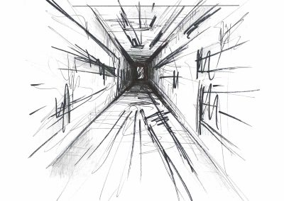 Perspective tunnel