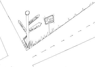 Street directions